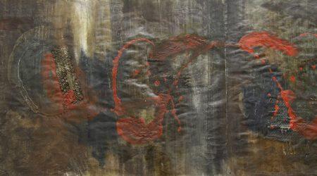 Tryptichon, 62x144, 1993