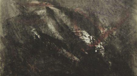 IMG_8944, Tusche, Tempera, Papier, 1988