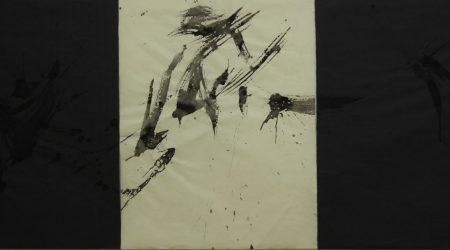 IMG_8966, Serie Japan, Tusche, 62x144, 1988