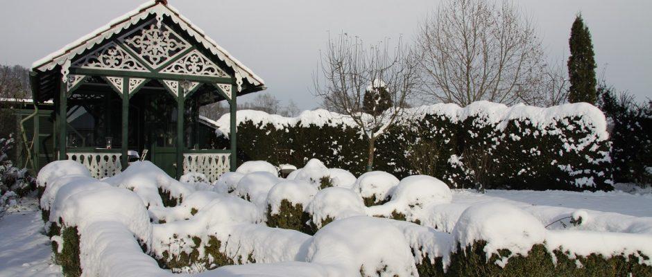 Wintergarten, Peter Manhal