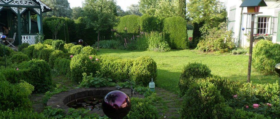Kunstgarten, Gartengestaltung von Peter Manhal